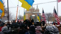 "Mayor DeGeeter states, ""Parma is with the Ukrainians!"""