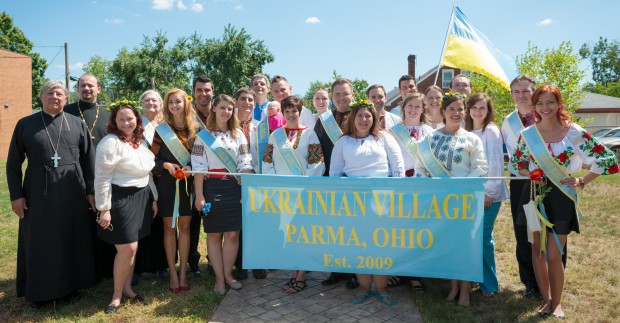 Ukrainian Village Committee. Photo by Human Artist Photography