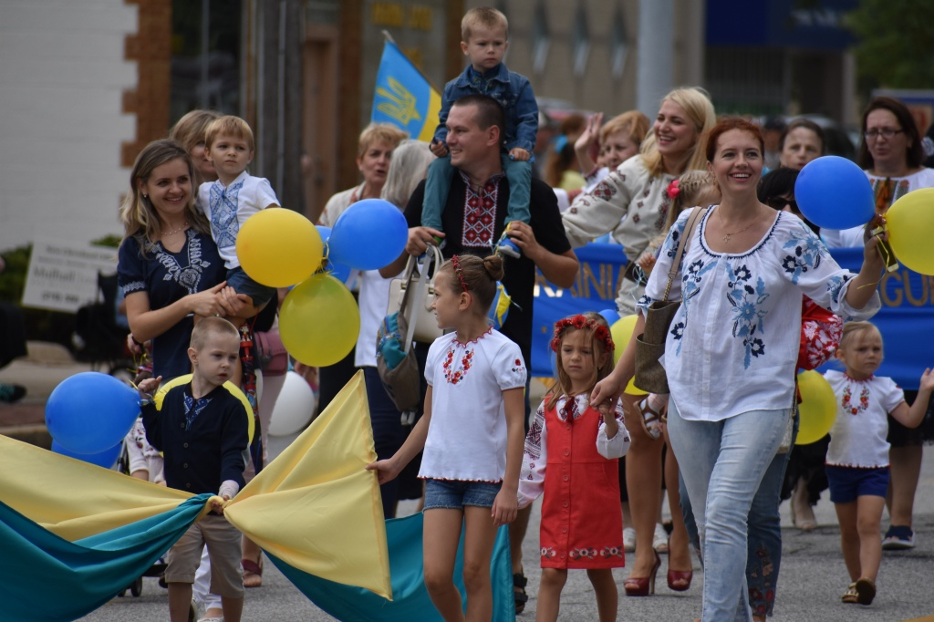 Ukrainian Village Parade 2018